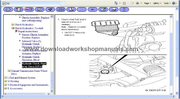 vauxhall general repair manual